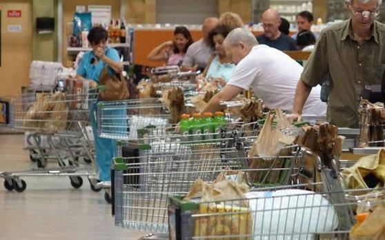 Imaginea articolului Un bărbat a fost reţinut după un scandal într-un supermarket din sectorul 1 al Capitalei