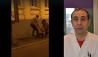 Imaginea articolului Scuze din partea medicului Adrian Cristescu, târât de poliţişti după un schimb de replici cu aceştia: Nu e normal ce am făcut. Am jignit organele