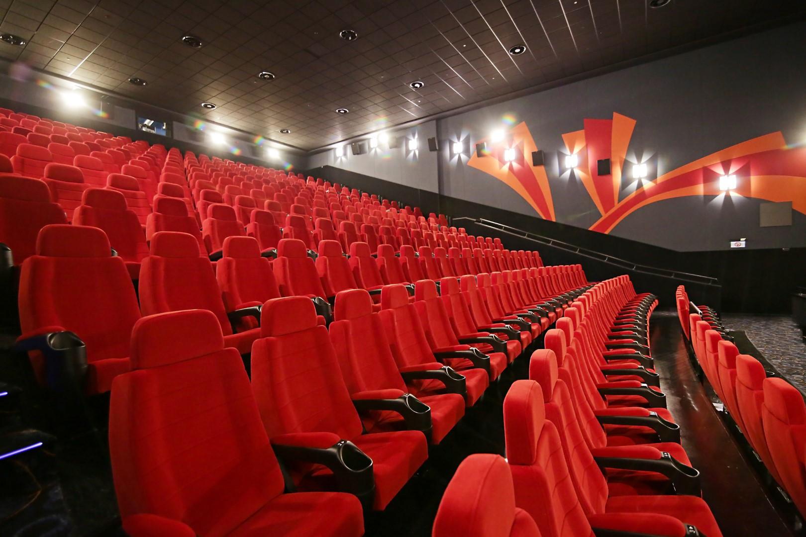 Eurostat: Românii şi grecii frecventează cel mai rar sălile de cinema