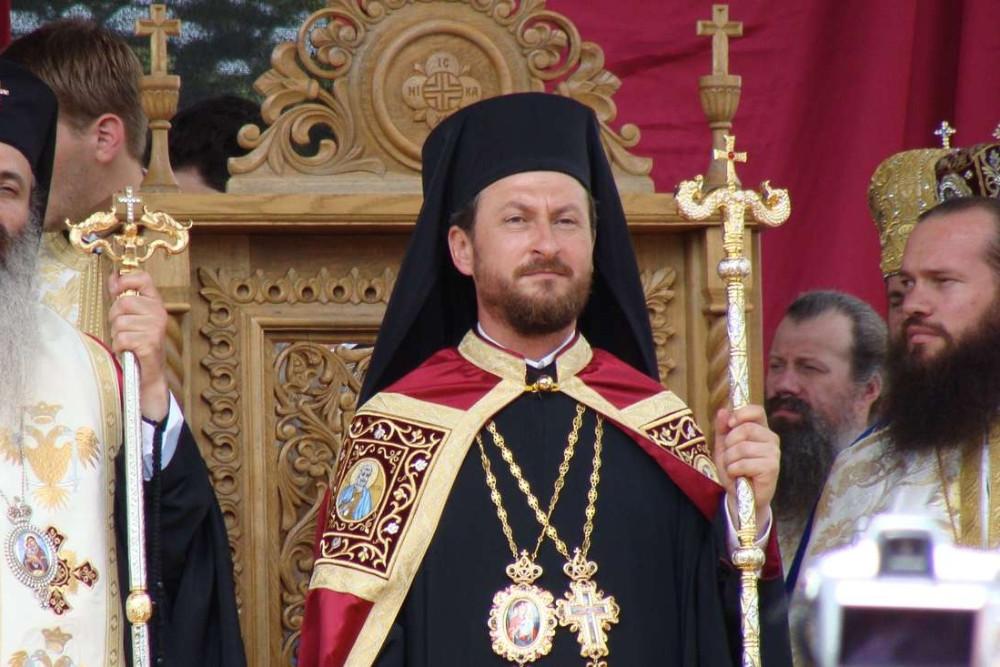 Patriarhia Română: Episcopul de Huşi, filmat în ipostaze compromiţătoare, nu a depus o cerere ca să se retragă, dar încă o mai poate face