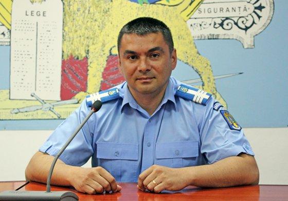 Imaginea articolului Gheorghe Cucoş, noul şef al Jandarmeriei Române