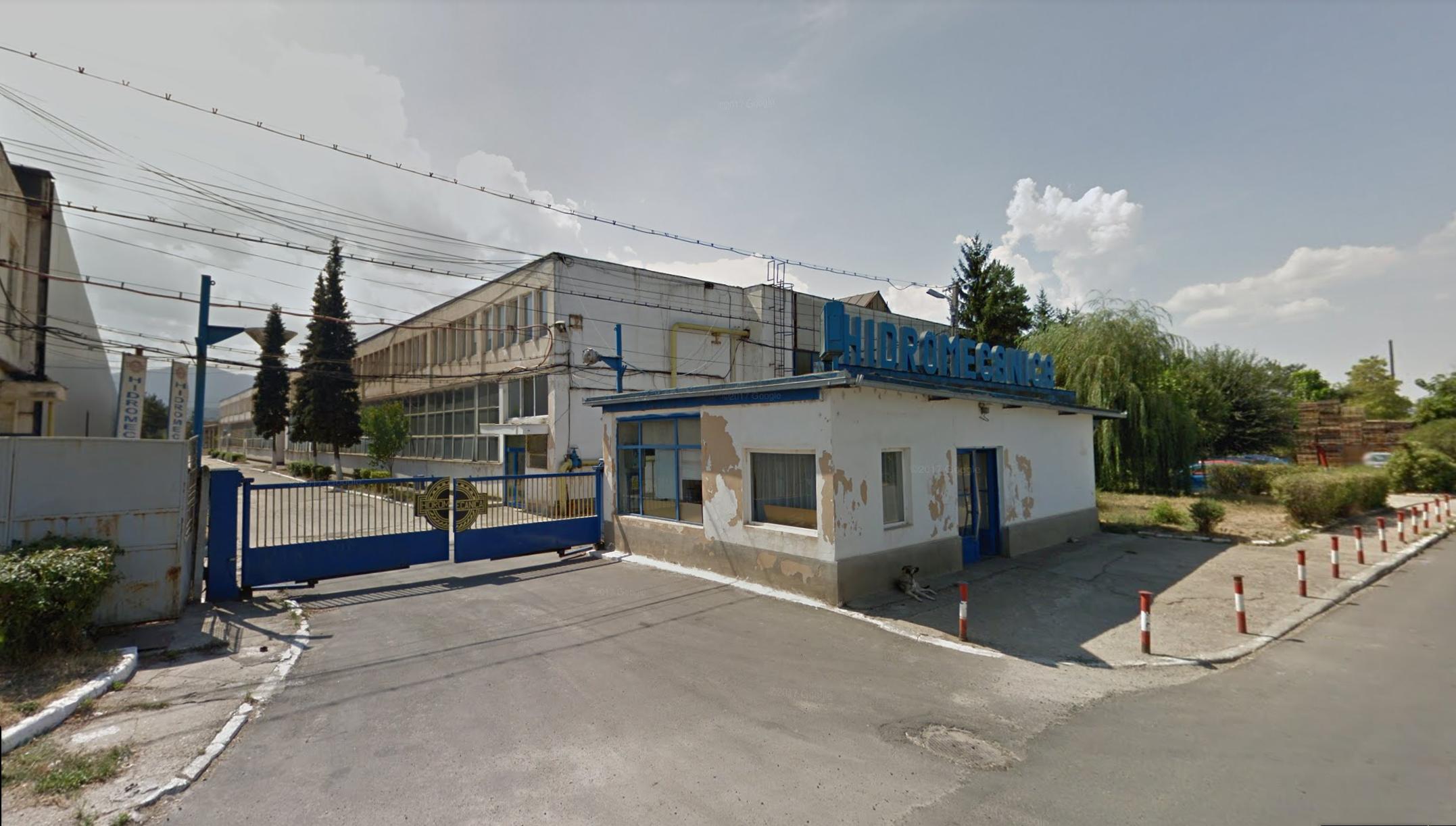 Fosta uzină Hidromecanica Braşov, intrată în faliment după 135 de ani de activitate a fost scoasă la vânzare