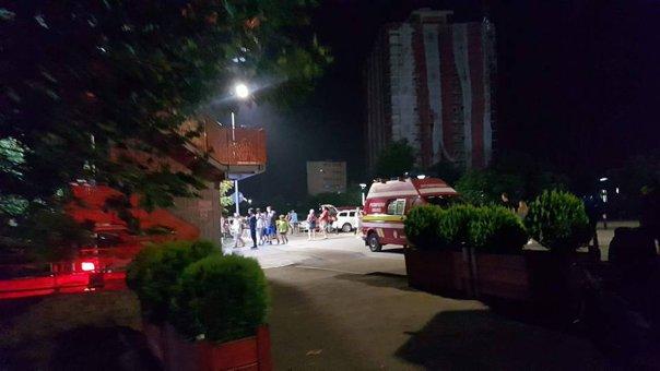 Imaginea articolului O tânără a căzut cu tiroliana în Parcul Lumea Copiilor din Capitală şi a fost transportată la spital/ Poliţia face cercetări. Primarul Daniel Băluţă: Tiroliana va fi închisă