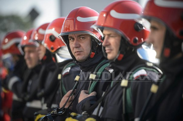 Ziua Porţilor Deschise în toate unităţile operative ale pompierilor din Bucureşti şi Ilfov