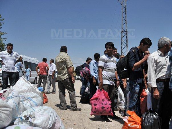 Imaginea articolului MAE: România acordă 5,3 milioane euro asistenţă umanitară refugiaţilor din Siria, în 2017