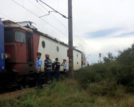 Imaginea articolului ACCIDENT FEROVIAR în Capitală: Un bărbat a murit lovit de tren, în zona Gării Basarab