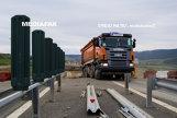 Trafic blocat pe Autostrada A1, după ce două TIR-uri s-au ciocnit/ Ambii şoferi ai autovehiculelor au murit