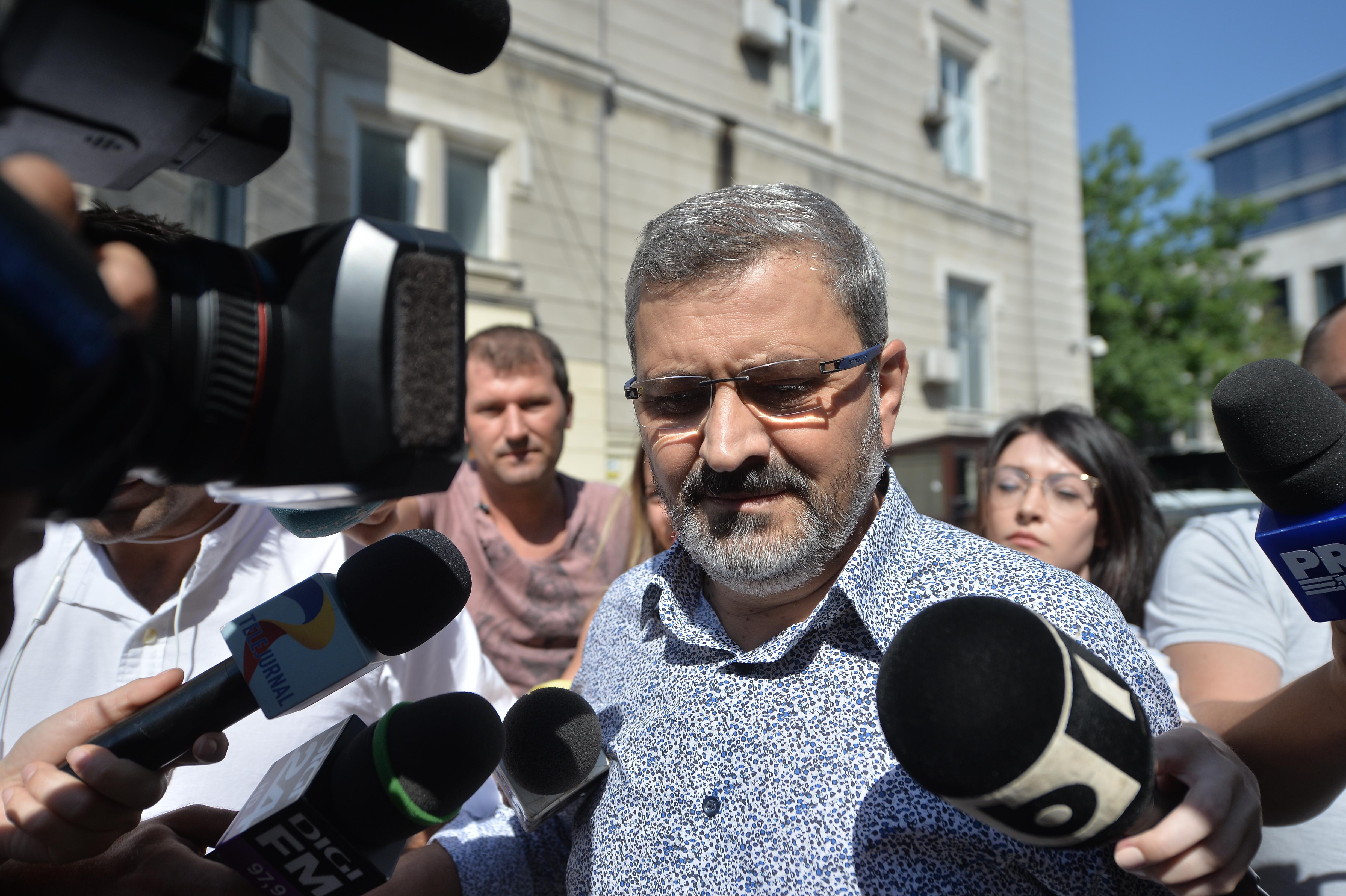 Petre Pitiş, şeful Tel Drum, la DNA pentru percheziţia calculatoarelor firmei: Contractul şi licitaţia au fost legale