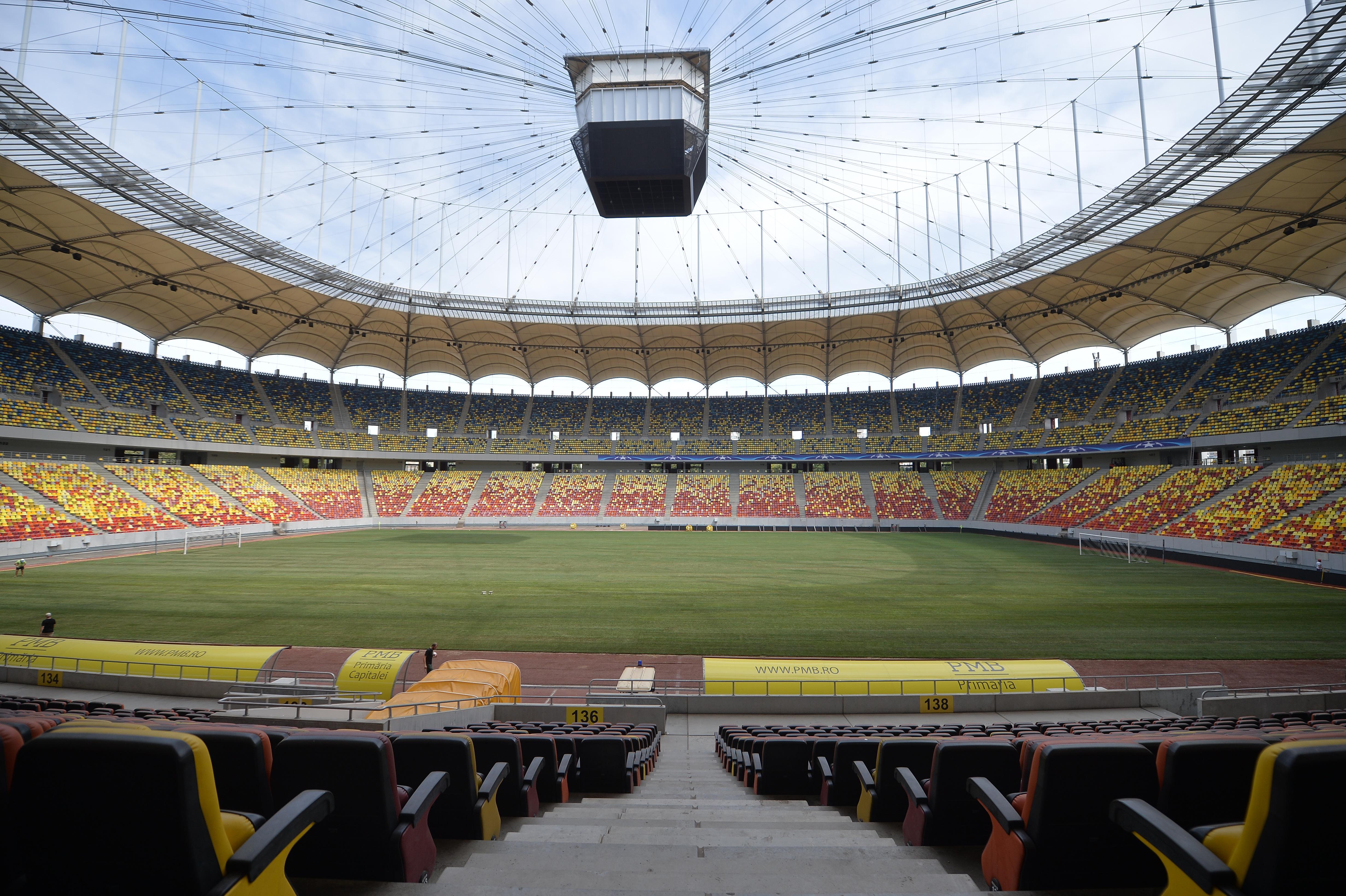Restricţii de circulaţie în Bucureşti pentru meciul FCSB- Sporting Lisabona