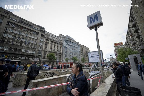 Imaginea articolului METROREX: Şase staţii de metrou cu un singur acces vor fi închise în perioada 2-19 septembrie