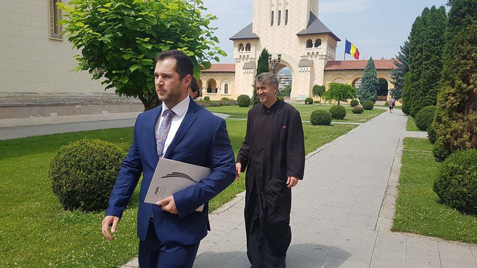 Mitropolia Ardealului: Contestaţia lui Cristian Pomohaci la excluderea din biserică, ADMISIBILĂ