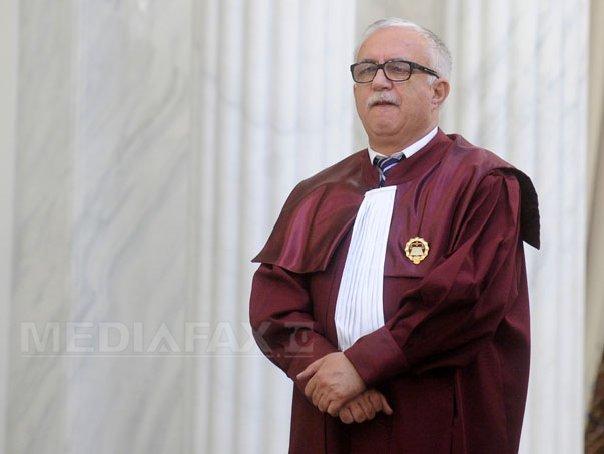 Fostul şef al CCR Augustin Zegrean, pentru Gândul: Trecerea Inspecţiei Judiciare la Ministerul Justiţiei nu e în regulă
