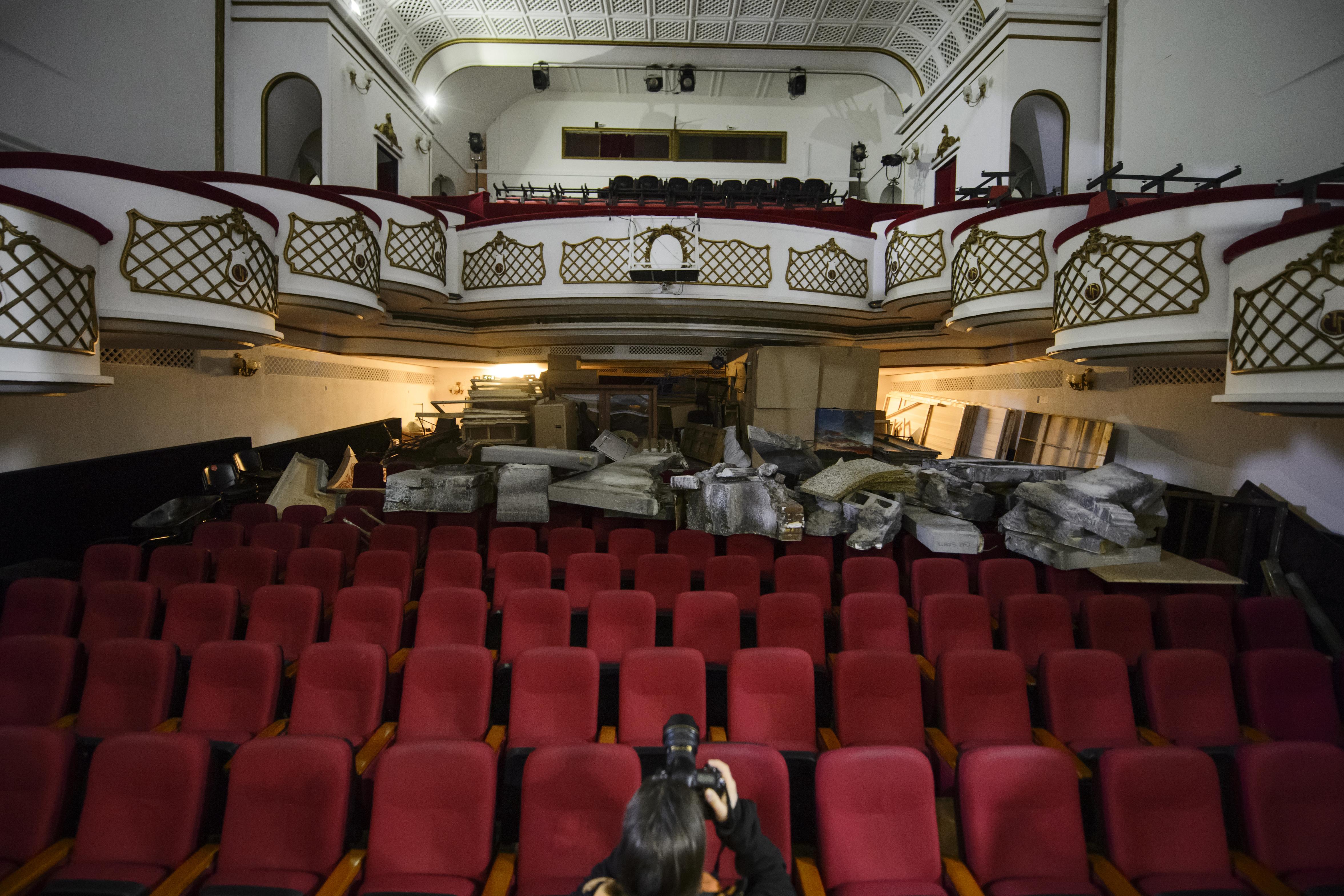 Liberalii din Sectorul 3 îi cer primarului Liviu Negoiţă să aducă Teatrul Nottara la cinema Gloria