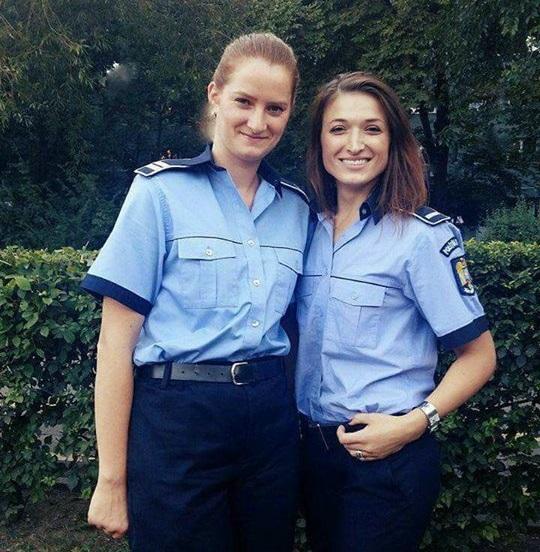 Două poliţiste au prins un hoţ în timp ce se aflau pe drum către concursul pentru corpul de ofiţeri