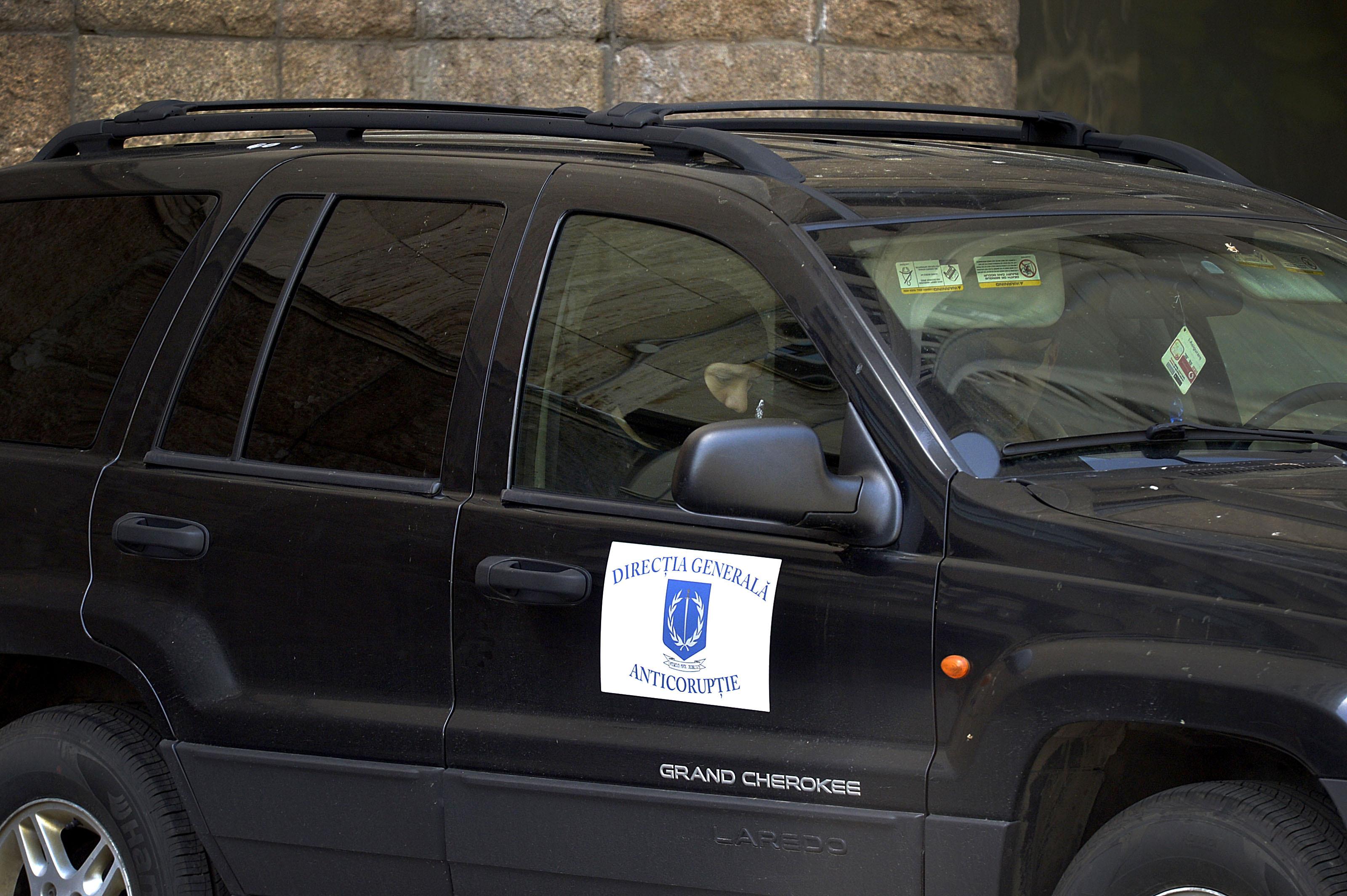 DGA face percheziţii la Poliţia Bistriţa-Năsăud. Sunt vizaţi doi poliţişti de la Serviciul Rutier