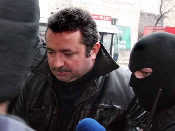 Omul de afaceri Genică Boerică, condamnat la 10 ani şi 3 luni de închisoare, a fost adus în ţară după ce a fost prins în Italia