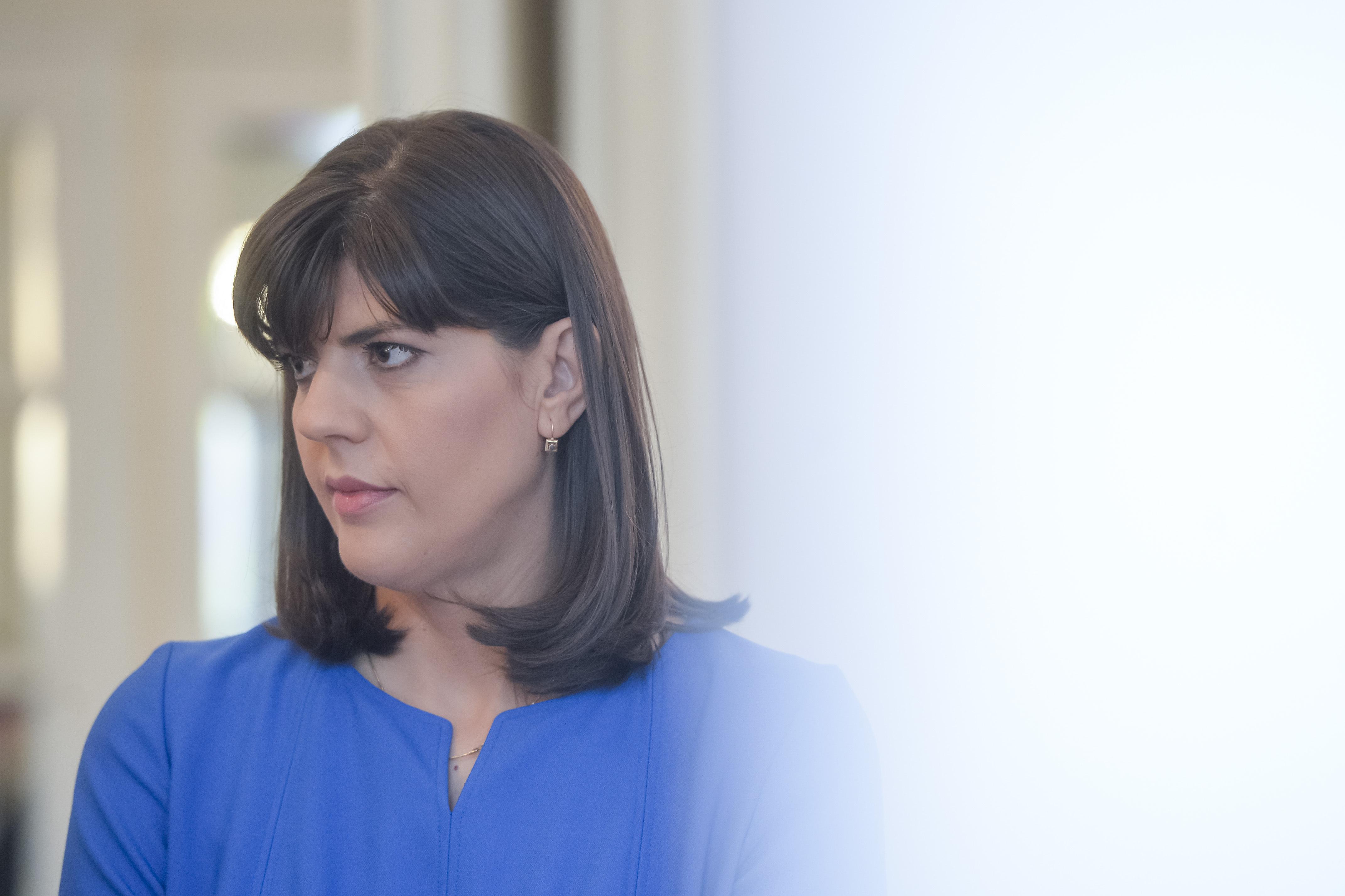 UPDATE Laura Codruţa Kovesi s-a dus la Parchetul General să se plângă de proiectul legilor justiţiei