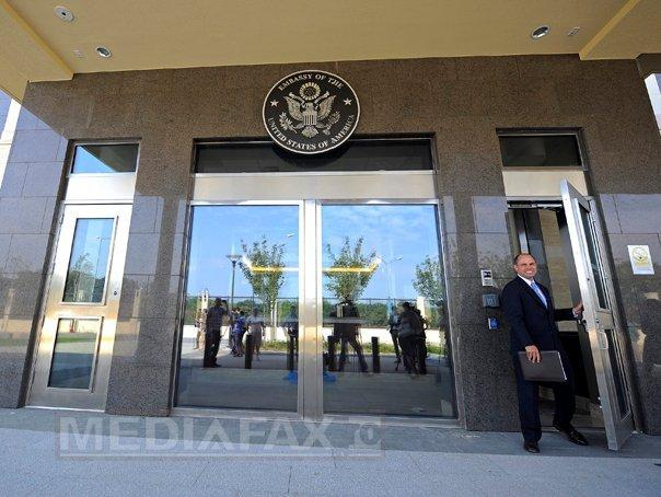 Ambasada SUA: Statele Unite au luat cunoştinţă cu îngrijorare de propunerile Ministerului Justiţiei