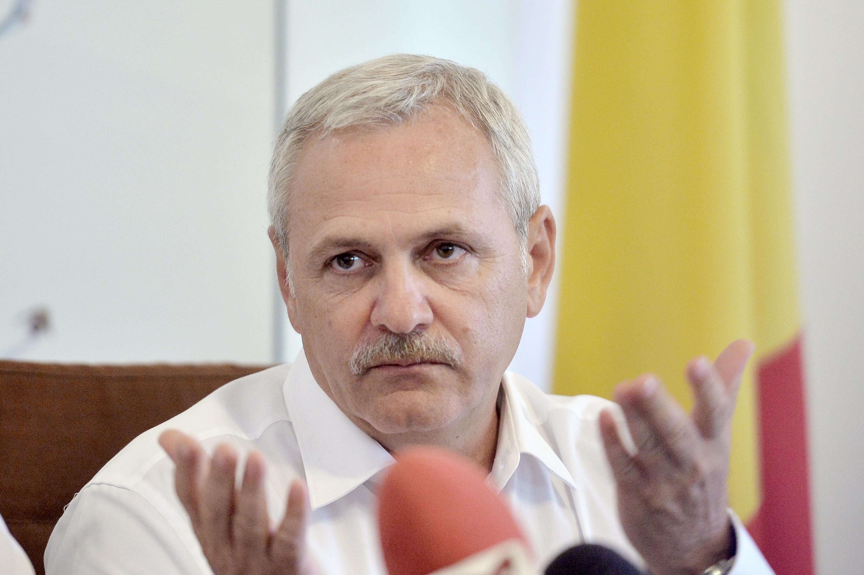 Liviu Dragnea: Nu eu l-am propus pe Marian Burcea la CNAS, nu am influenţat numirea sa