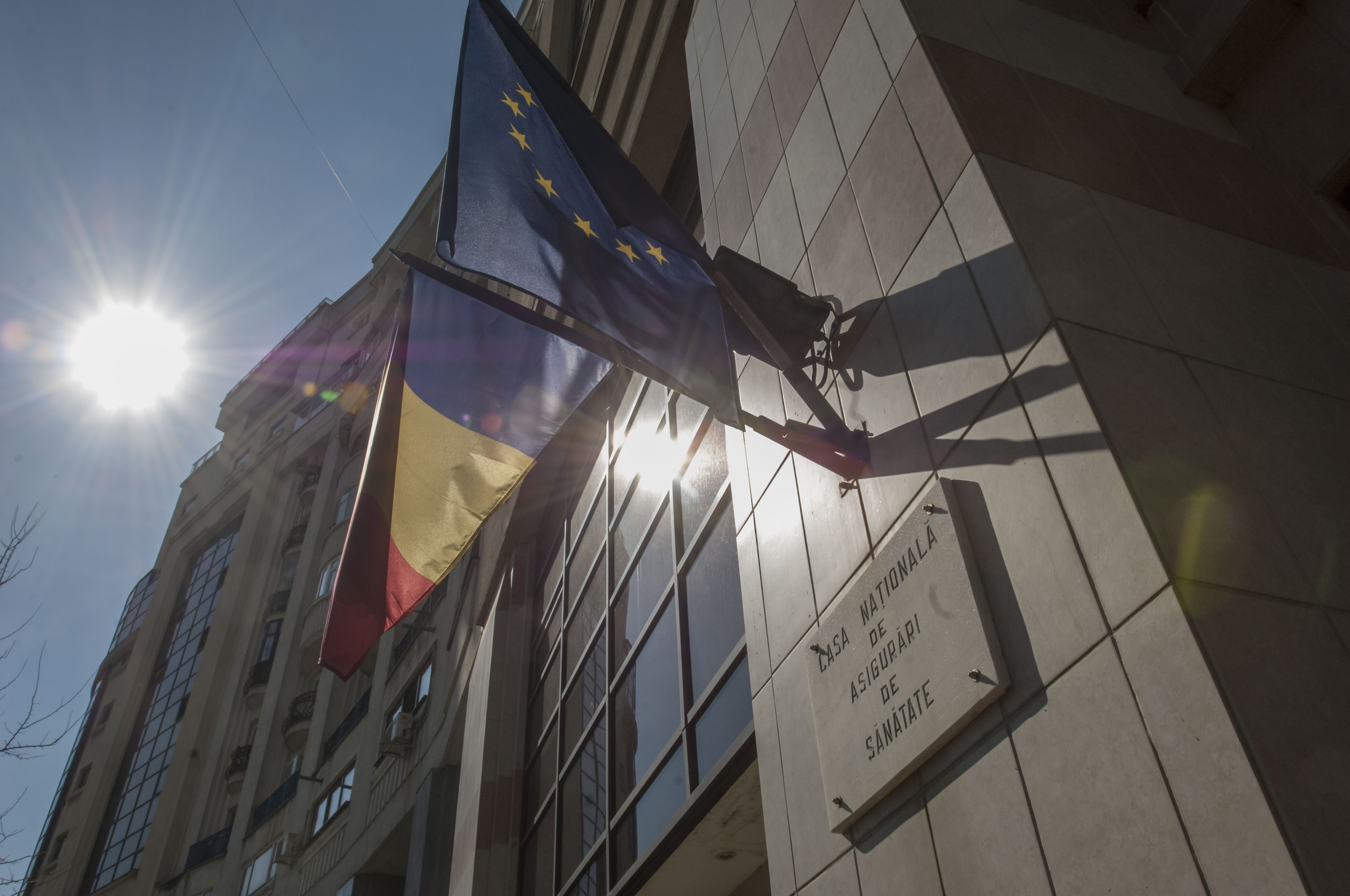 Fostul şef CNAS, Marian Burcea, şi fostul consilier al lui George Marior, Sergiu Ciobanu, arestaţi