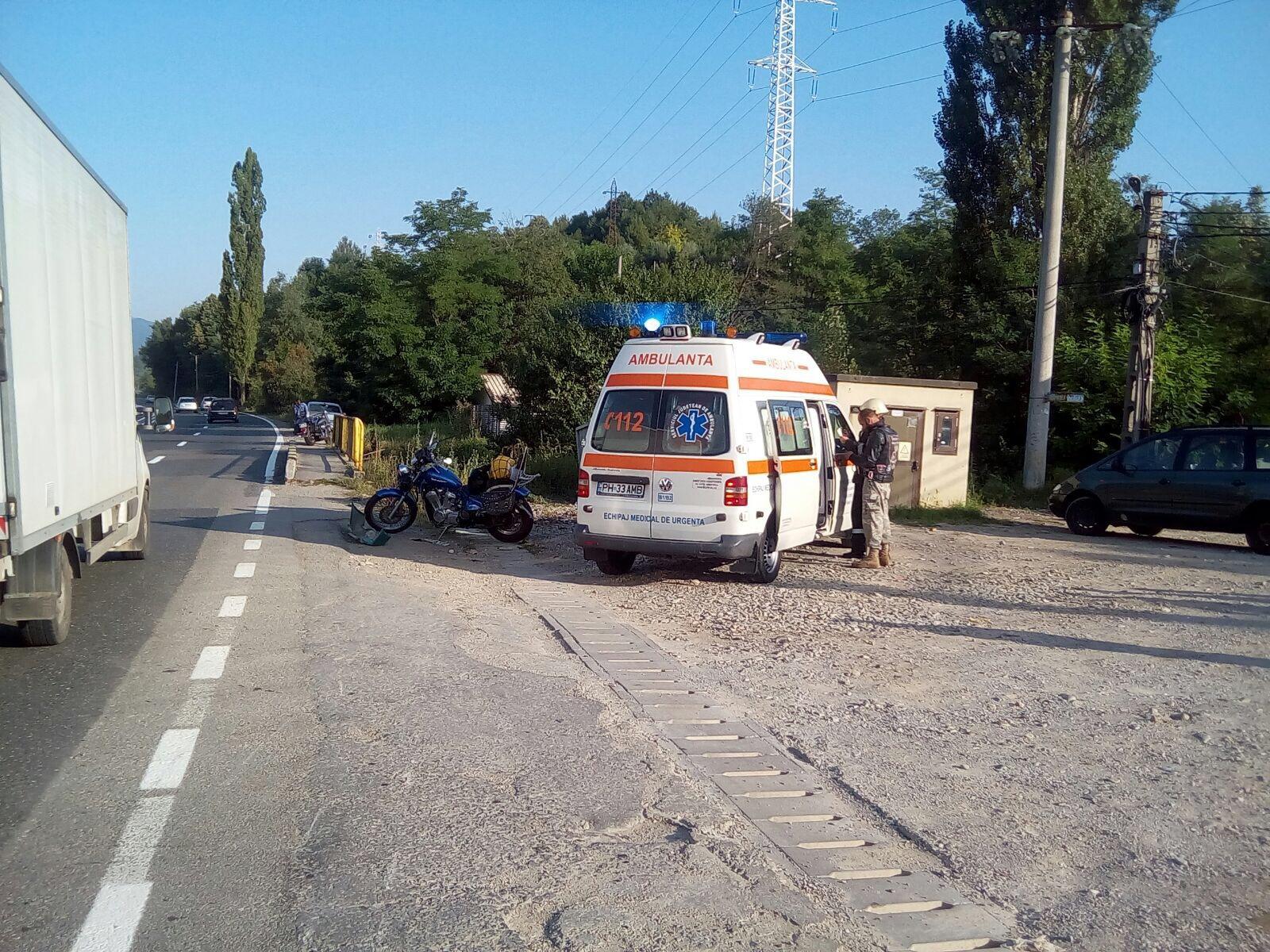 Grav accident de circulaţie în Mureş: O persoană a murit, iar alte cinci primesc îngrijiri medicale