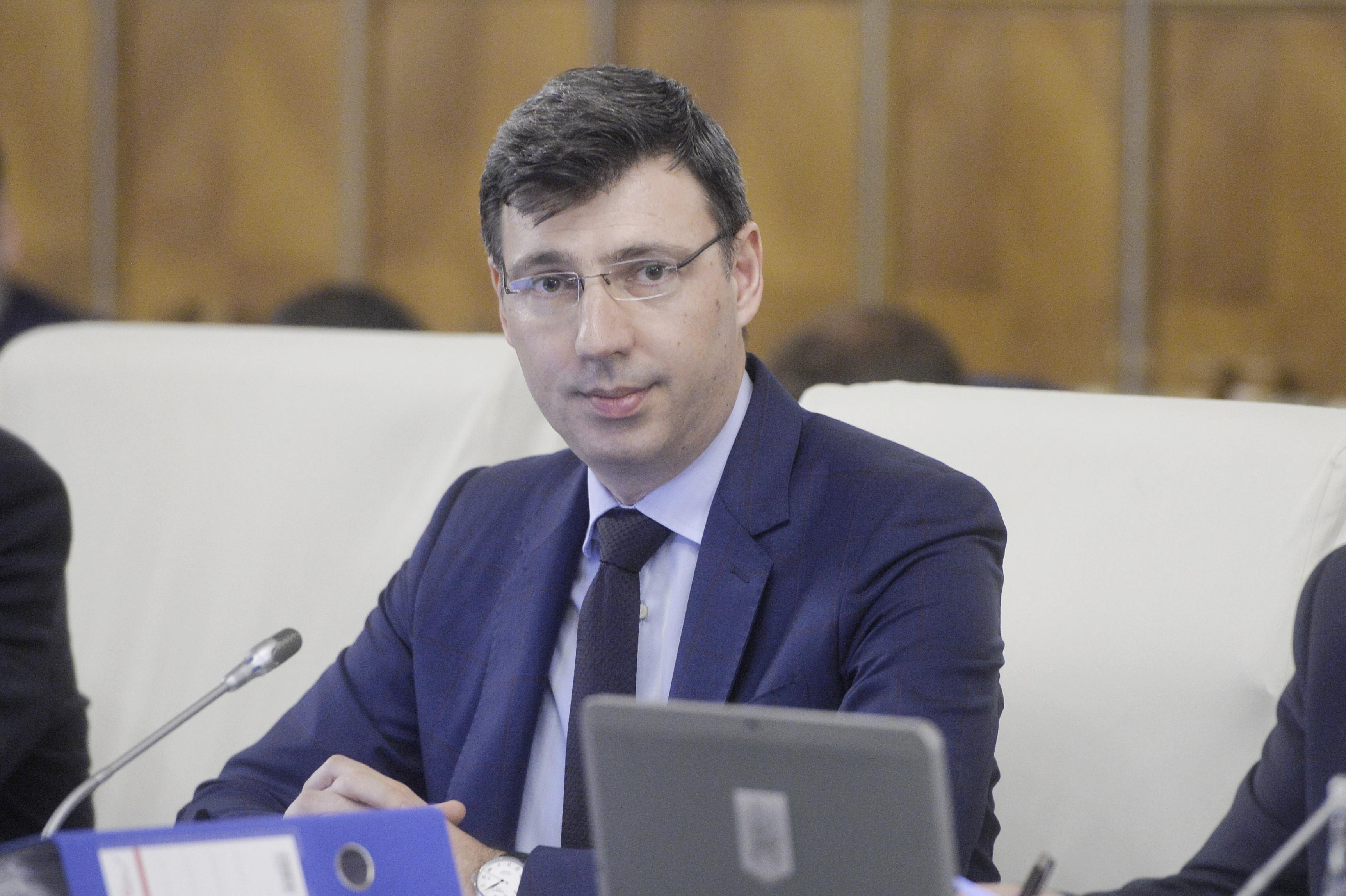 DECLARAŢIA ZILEI Ionuţ Mişa, ministrul Finanţelor, despre controalele la bănci