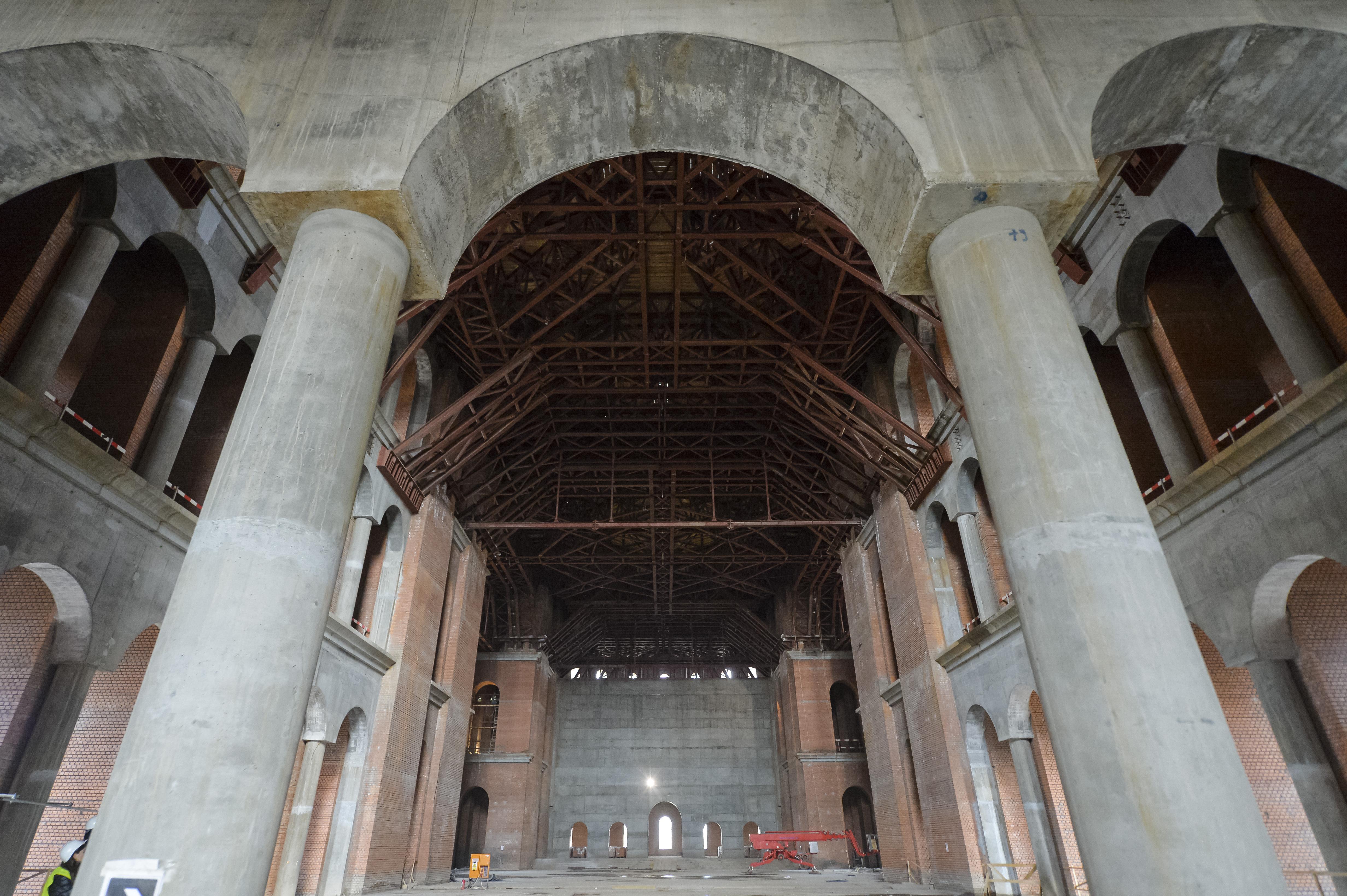 Câţi bani a `înghiţit` până acum Catedrala Mântuirii Neamului