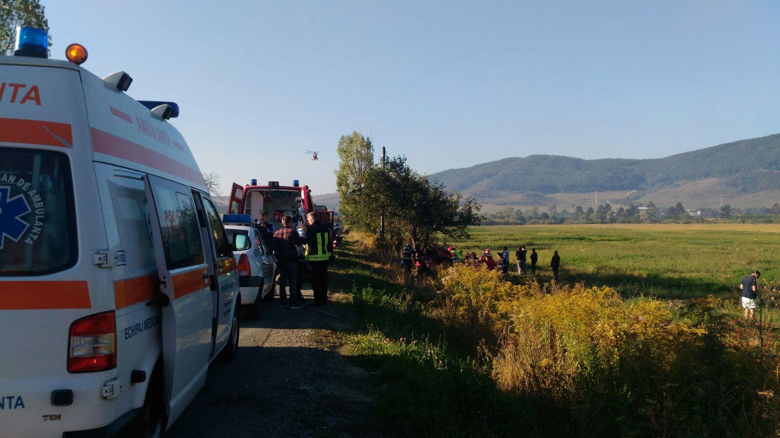 Accident la ieşirea din Constanţa: Un motociclist a lovit o femeie care traversa neregulamentar. Amândoi au murit