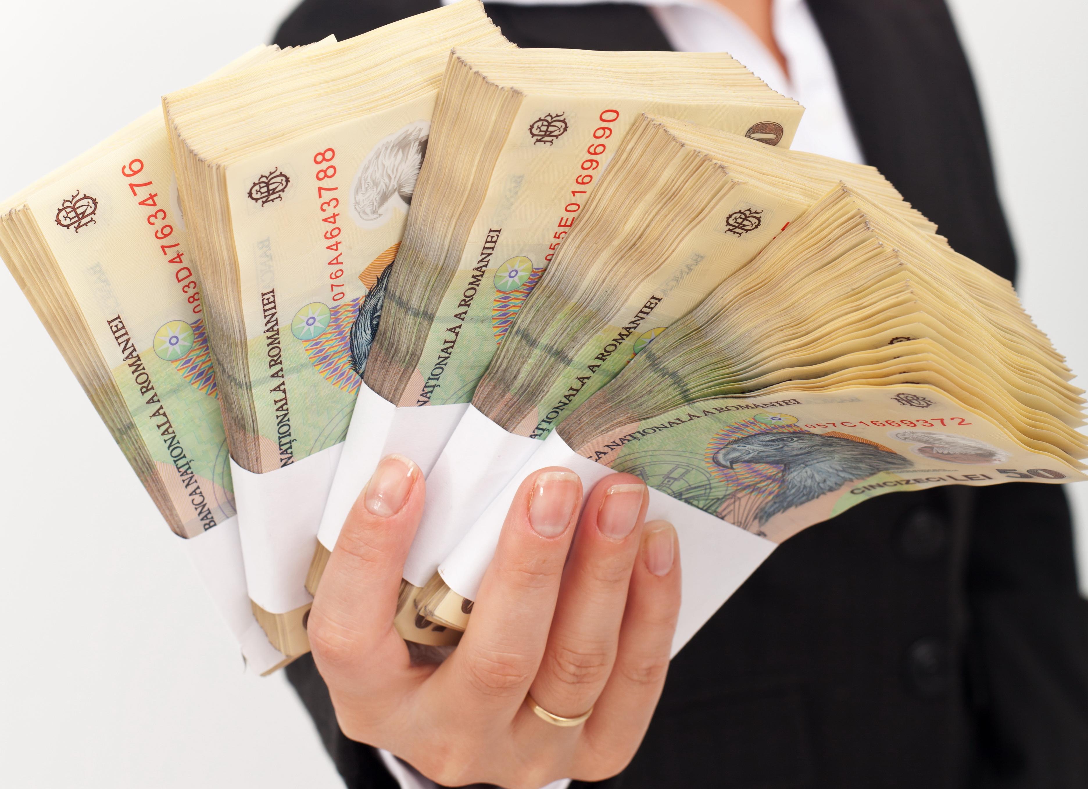 ANI a constatat o avere nejustificată de un milion de euro în cazul fostului director în Fondul de Garantare a Creditelor pentru IMM