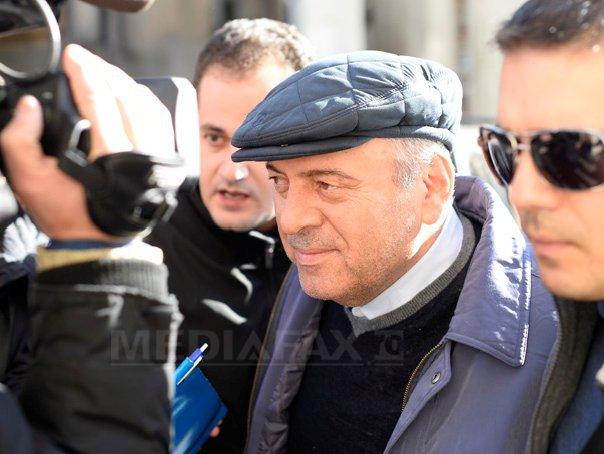Gheorghe Ştefan, zis Pinalti, va fi eliberat condiţionat/ Fostul primar al oraşului Piatra Neamţ, Gheorghe Ştefan, a părăsit penitenciarul