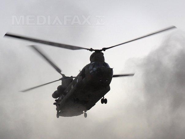 Militar rănit în timpul unui exerciţiu de antrenament în Marea Neagră, transferat la Spitalul Militar Bucureşti cu o aeronavă