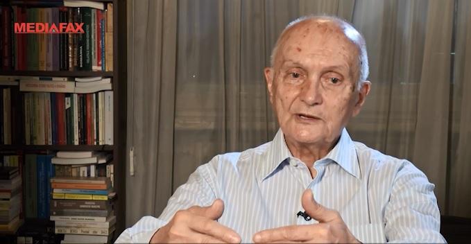 #CentenarulRosu | INTERVIU EXCLUSIV Dinu Zamfirescu - puterea unui om care s-a împotrivit regimului comunist