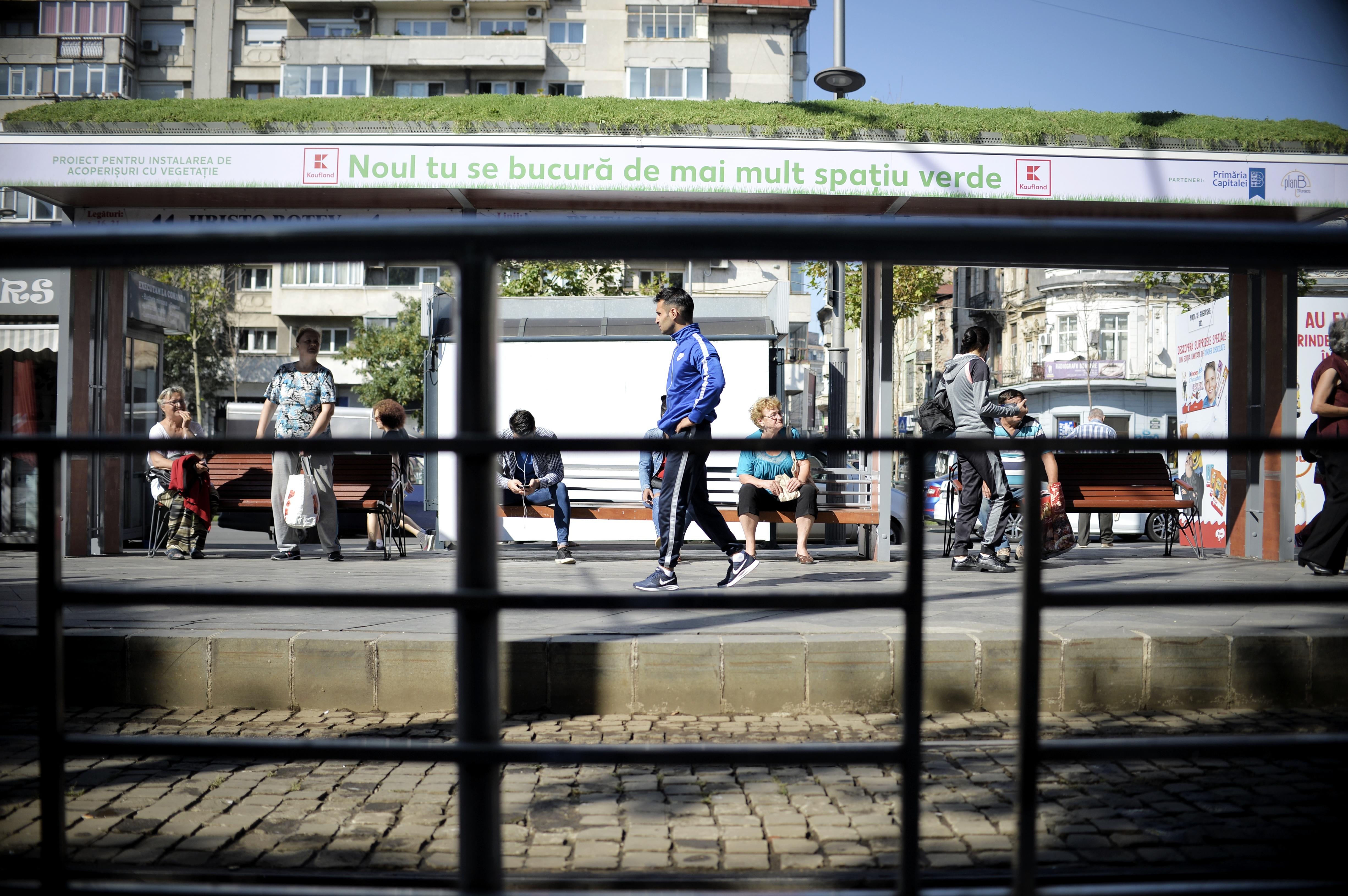 După patru ani, se reia circulaţia tramvaielor pe Şoseaua Pantelimon