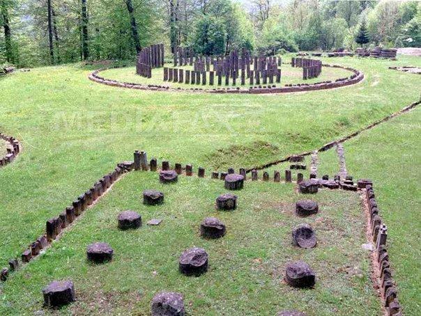 Cetatea dacică Sarmizegetusa Regia, important obiectiv turistic, va fi ÎNCHISĂ timp de o lună