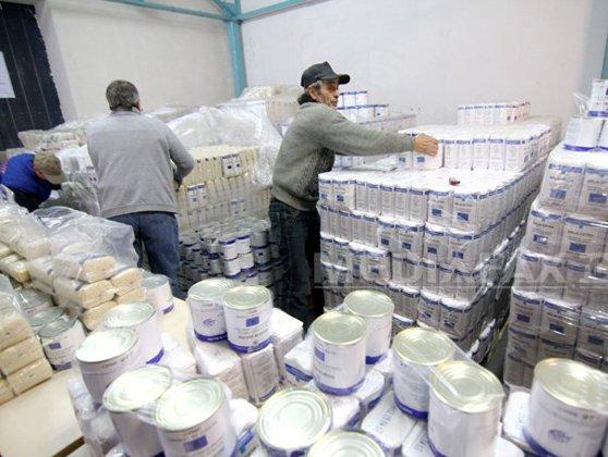 Imaginea articolului Un magazin unde persoanele defavorizate muncesc pentru alimente a fost inaugurat în Drumul Taberei