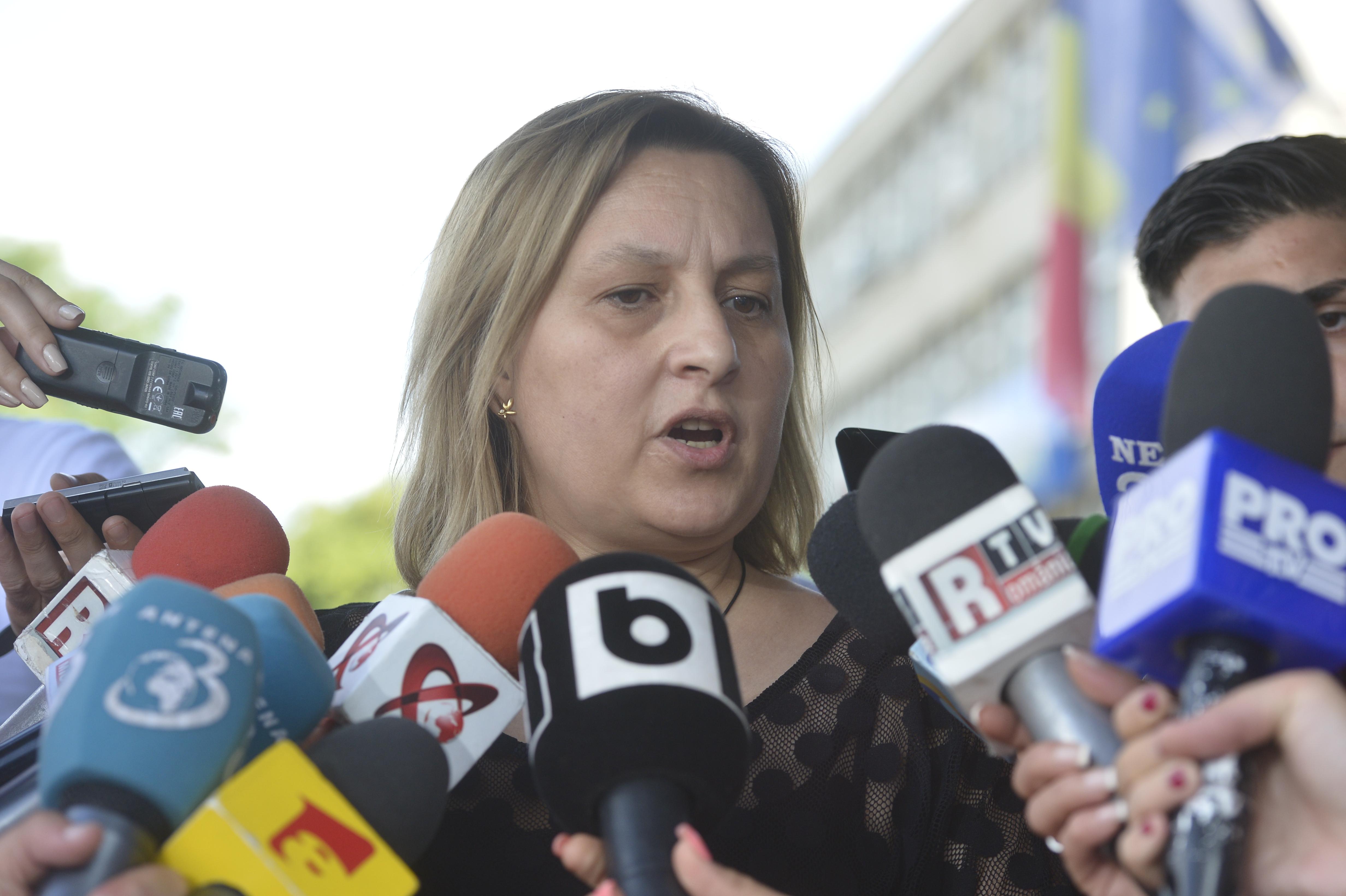Secţia pentru judecători din CSM a admis cererea Mihaelei Iorga de a fi judecător