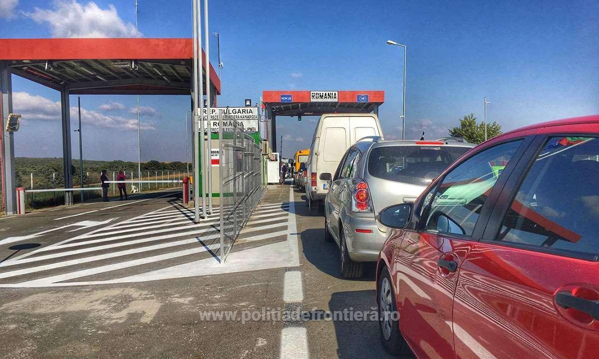 FOTO | Un nou punct de trecere a frontierei a fost inaugurat în Constanţa. Vezi unde a fost amenajat!