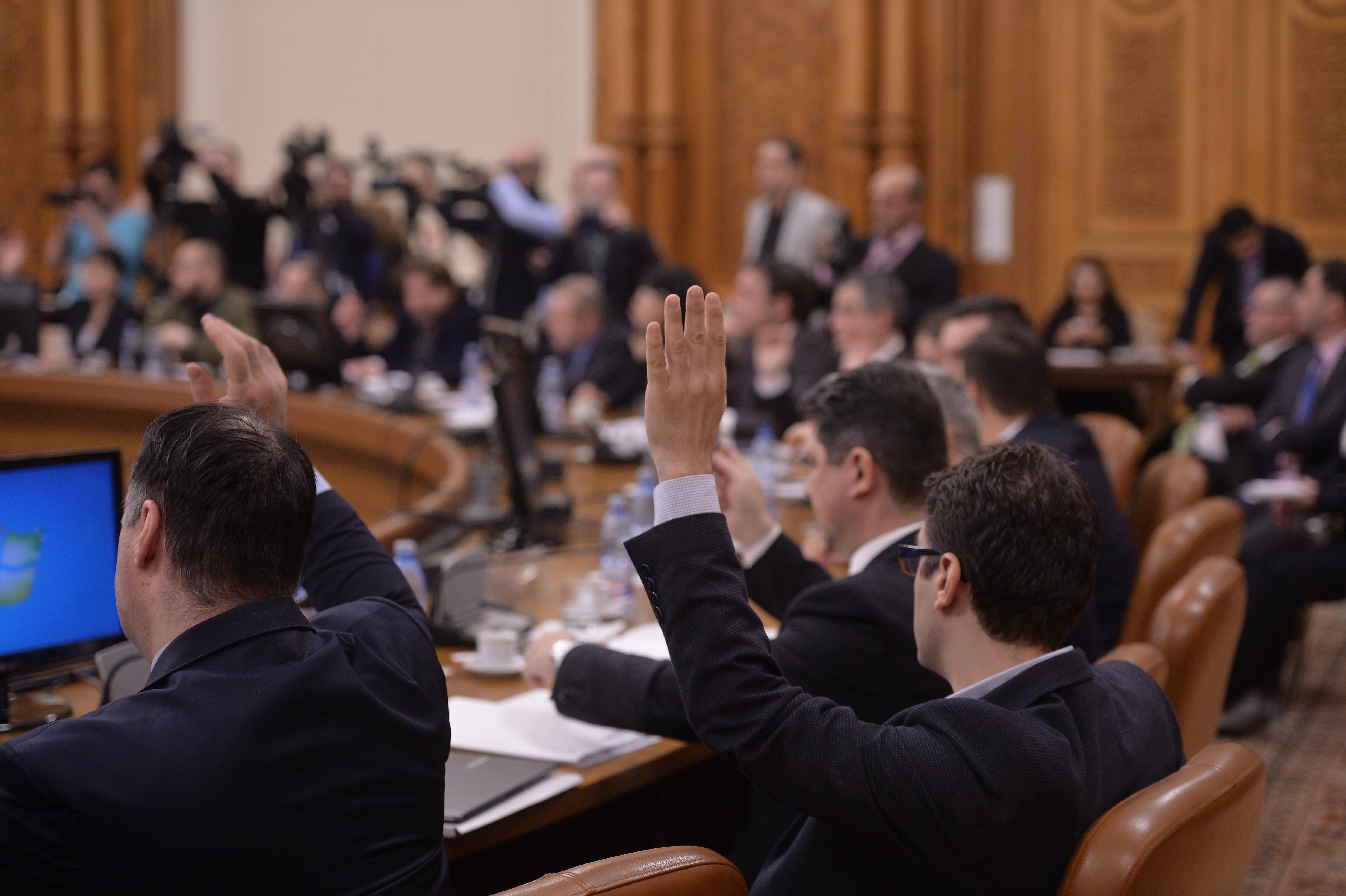 Mihai Busuioc, secretar general al Guvernului, validat pentru funcţia de preşedinte al Curţii de Conturi, în comisiile reunite