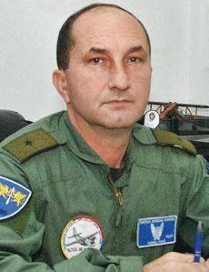 Generalul de flotilă aeriană Viorel Pană este noul şef al Aviaţiei Militare -oficial