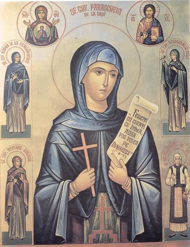 Mare sărbătoare ortodoxă. Sfânta Cuvioasa Parascheva este sărbătorită astăzi de români. Cum spune tradiţia că trebuie să procedezi în această zi