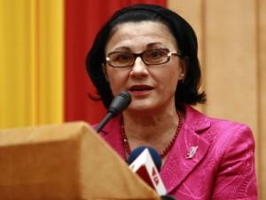 Ecaterina Andronescu, audiată ca martor în dosarul privind baza sportivă Cutezătorii