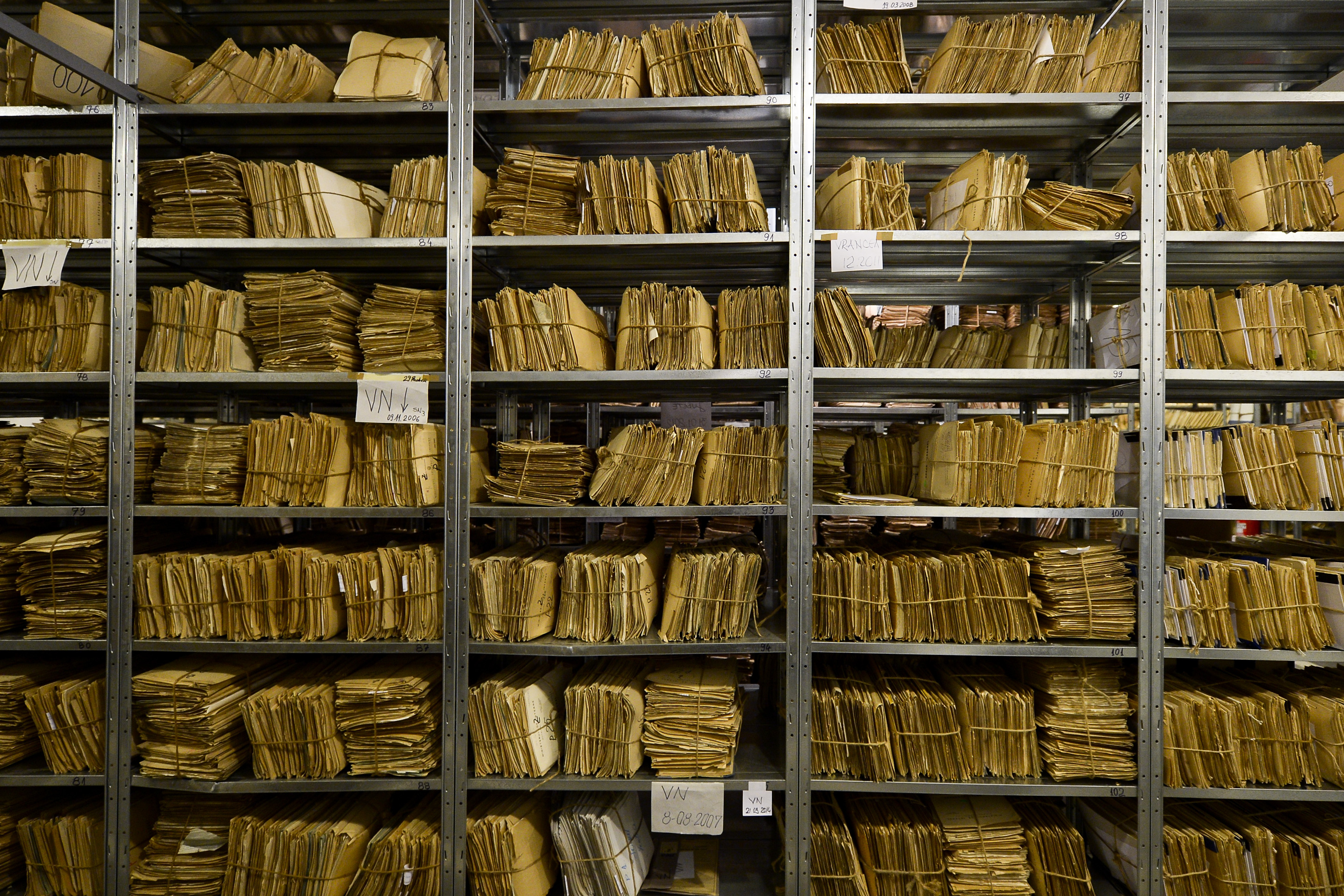 Comisia de anchetă va vizita arhiva SIPA pe 26 octombrie