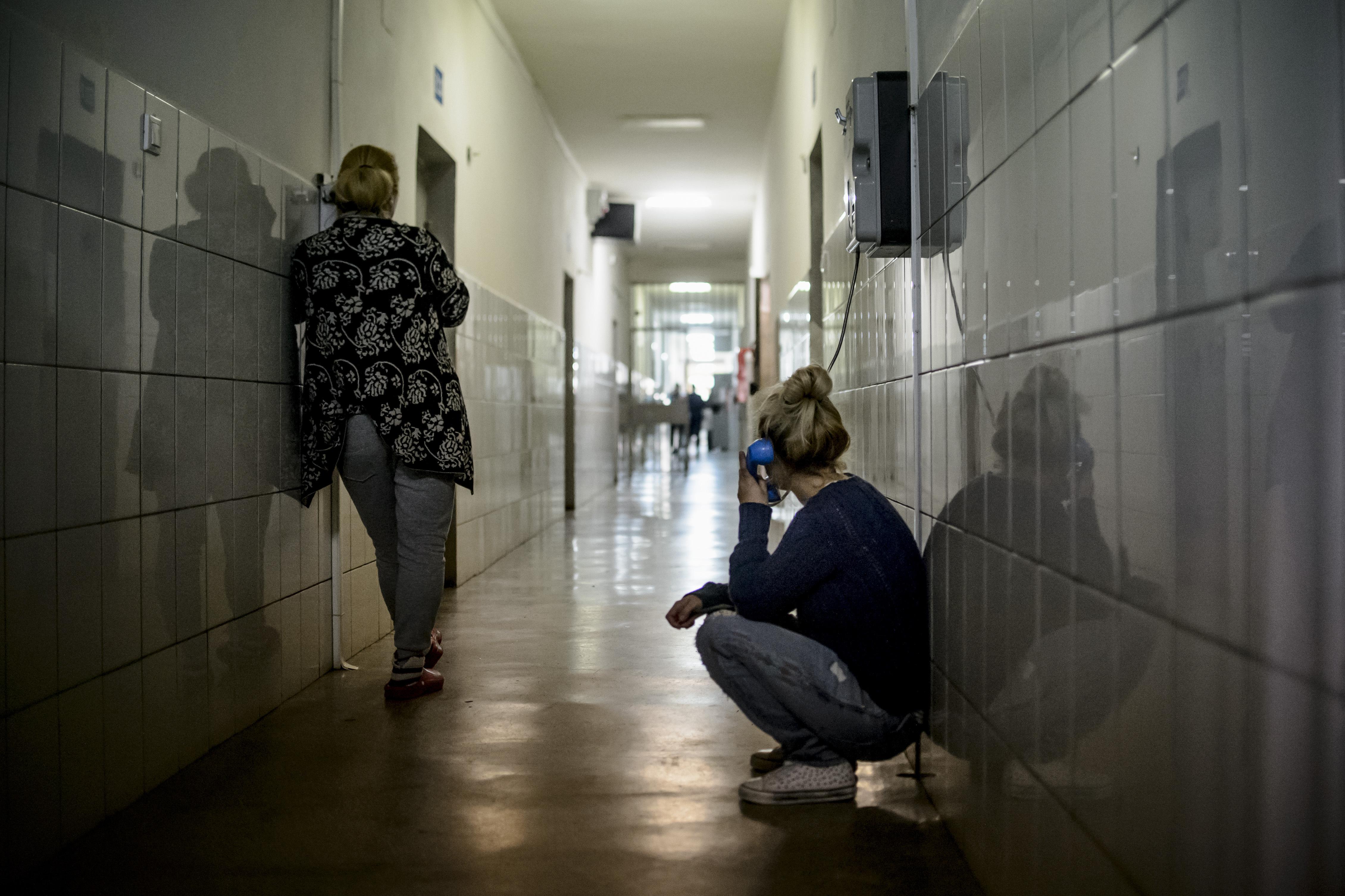Cinci deţinute de la singura închisoare de femei din ţară, puse în libertate