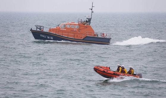 Imaginea articolului Operaţiune a poliţiştilor de frontieră români în Marea Egee: 60 de persoane au fost salvate