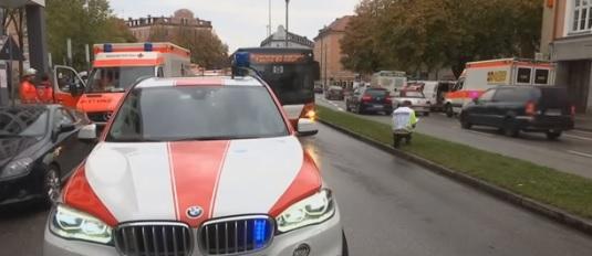 Imaginea articolului MAE: Un român a fost rănit în urma atacului de la München