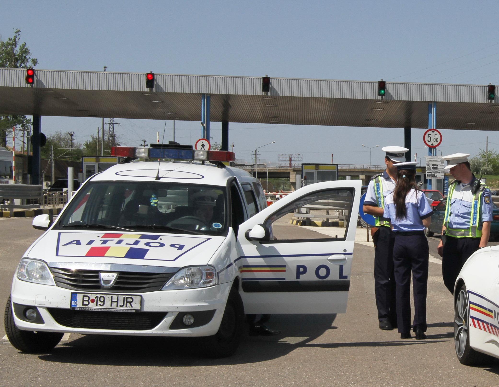 Circulaţia este restricţionată pe DN 76 pentru realizarea lucrărilor la viaductul autostrăzii A1