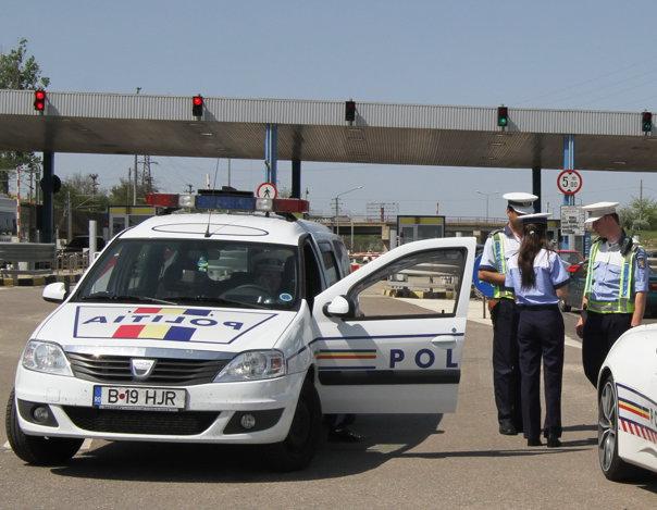 Imaginea articolului Circulaţia este restricţionată pe DN 76 pentru realizarea lucrărilor la viaductul autostrăzii A1