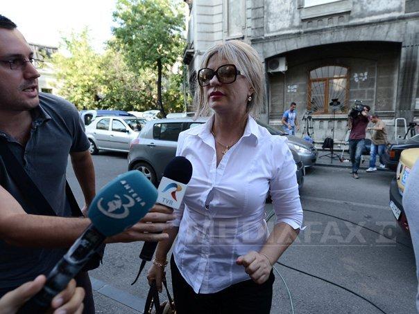 Fosta judecătoare Veronica Cîrstoiu, condamnată pentru luare de mită, eliberată condiţionat
