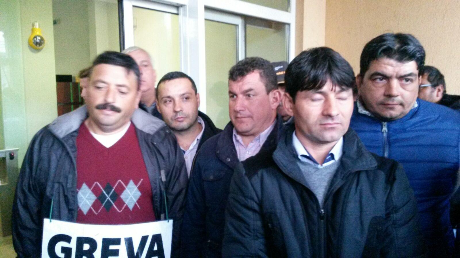Cei 40 de mineri de la CEO Oltenia care au intrat în greva foamei au renunţat la protest