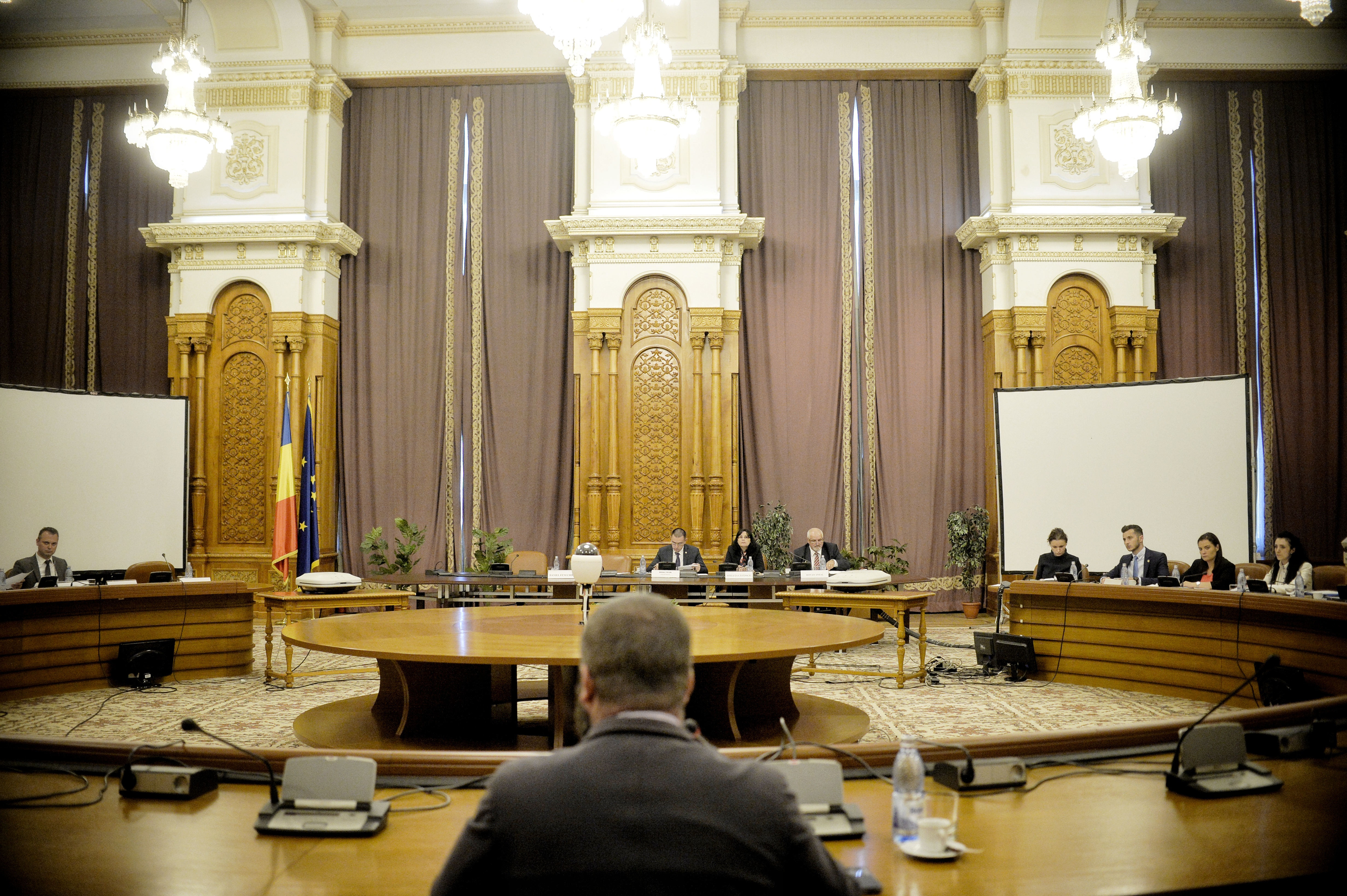 Generalul în rezervă Dumitru Iliescu a prezentat Comisiei SRI paşii `construcţiei` unui dosar împotriva unei persoane incomode
